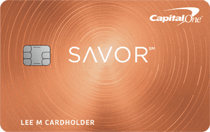 Savor Rewards from Capital One