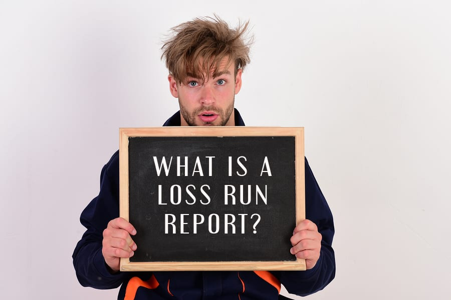 What Is A Loss Run Report?