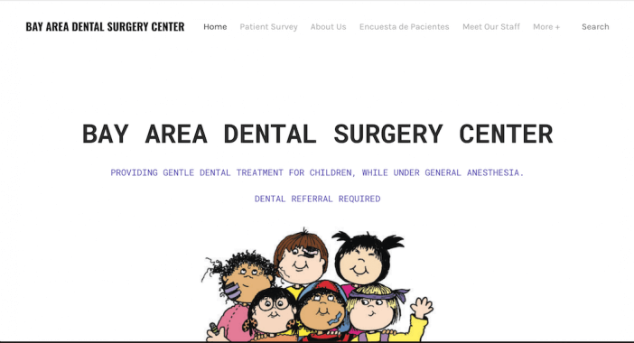 bay area dental surgery