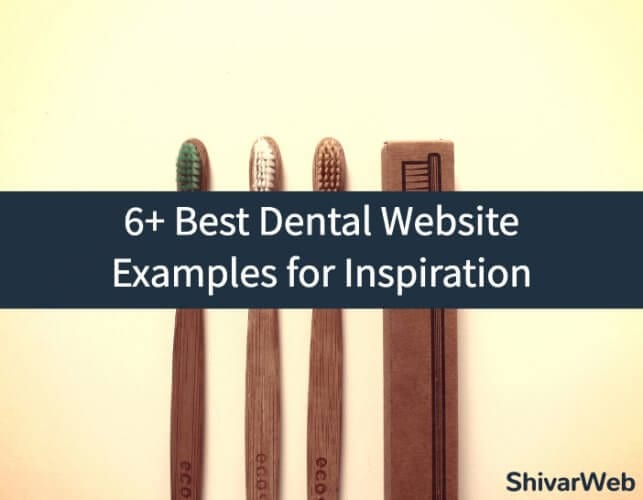Dentist Website Examples