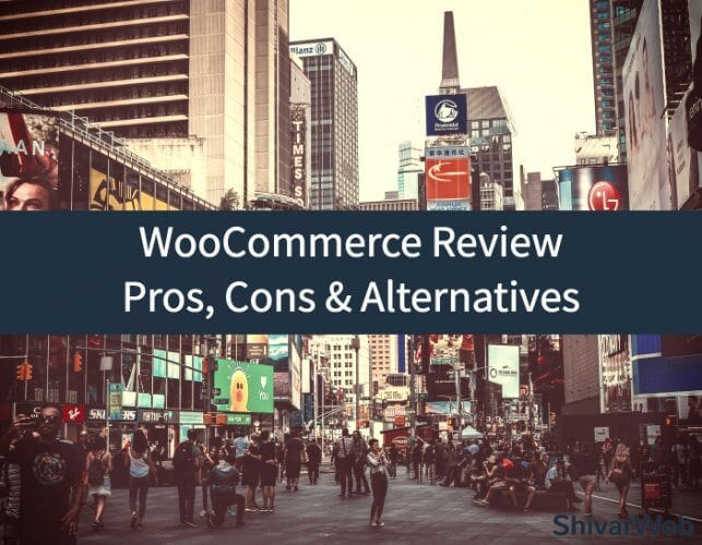 WooCommerce Pros Cons Alternatives for Online Store