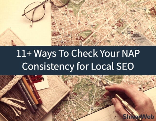 Local SEO NAP Consistency