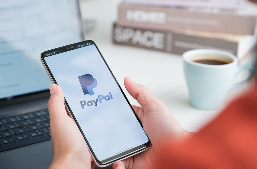 Getting paid with paypal