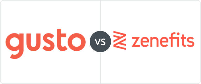 Gusto VS Zenefits